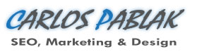 Carlos Pablak - Posicionamiento web - Consultor SEO - Marketing online - Auditorias