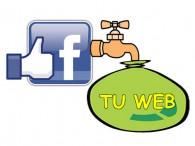 5 tips para ganar visitas a tu web desde Facebook