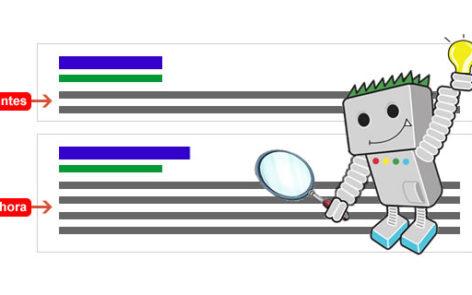 Fragmentos con mas de 300 caracteres en resultados de Google