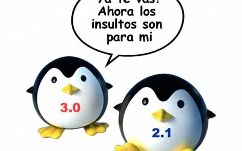 Pinguino nuevo, comienza a operar la versión 3.0