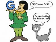 El SEO no es todo, solo es una rama del marketing