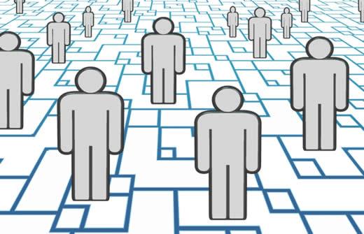 buscar marketing de contenidos en redes sociales